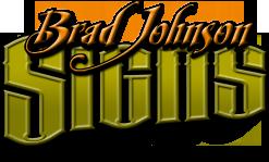 Brad Johnson Signs